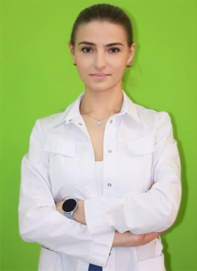 Врач Дашьян Ольга Владимировна