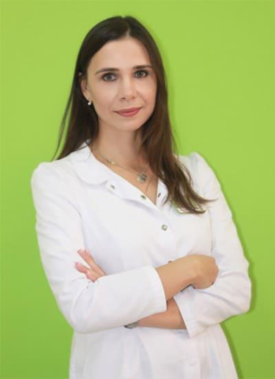 Врач Клембицкая Юлия Анатольевна