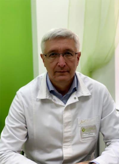 Врач Негода Владимир Михайлович