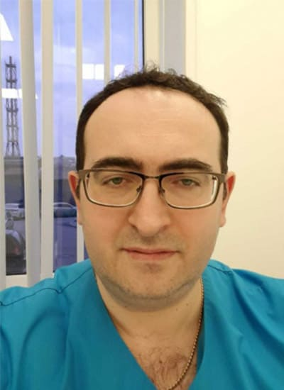 Врач Попов Дмитрий Анатольевич