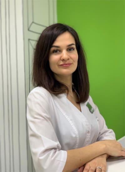 Врач Приходько Елена Дмитриевна