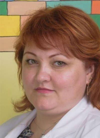 Врач Шека Анжелика Олеговна