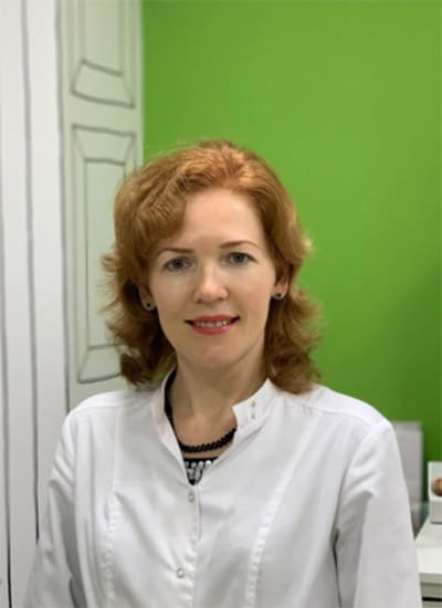 Врач Воронцова Светлана Николаевна